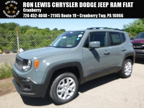 Anvil 2018 Jeep Renegade Latitude 4x4
