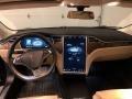 Tesla Model S P100D Midnight Silver Metallic photo #3