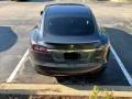 Tesla Model S P100D Midnight Silver Metallic photo #9