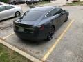 Tesla Model S P100D Midnight Silver Metallic photo #17