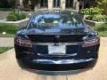 Tesla Model S  Blue Metallic photo #9