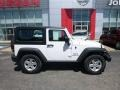 Jeep Wrangler Sport Bright White photo #3