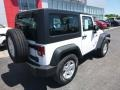 Jeep Wrangler Sport Bright White photo #4