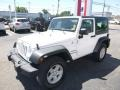 Jeep Wrangler Sport Bright White photo #8
