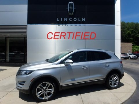 Ingot Silver Metallic 2015 Lincoln MKC AWD