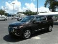 Chevrolet Traverse High Country AWD Sable Brown Metallic photo #1