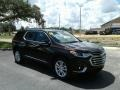 Chevrolet Traverse High Country AWD Sable Brown Metallic photo #7