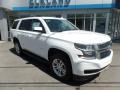 Chevrolet Tahoe LS 4WD Summit White photo #1