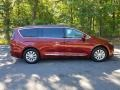 Chrysler Pacifica Touring L Velvet Red Pearl photo #8