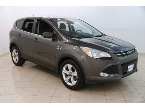 Magnetic Metallic 2015 Ford Escape SE