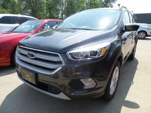 Magnetic 2018 Ford Escape SEL
