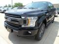 Ford F150 STX SuperCrew 4x4 Shadow Black photo #1