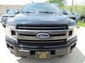 Ford F150 STX SuperCrew 4x4 Shadow Black photo #2
