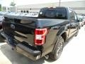 Ford F150 STX SuperCrew 4x4 Shadow Black photo #3