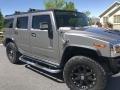 Hummer H2 SUV Graystone Metallic photo #21