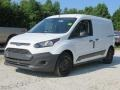 Ford Transit Connect XL Van Frozen White photo #3