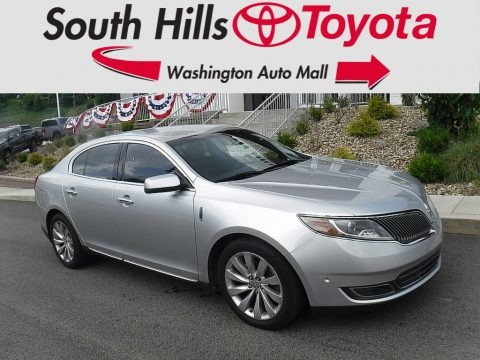 Silver Diamond 2013 Lincoln MKS AWD