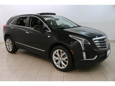 Dark Granite Metallic 2018 Cadillac XT5 AWD
