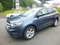Ford Edge SE AWD Blue photo #5