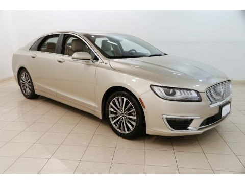Palladium White Gold 2017 Lincoln MKZ Select