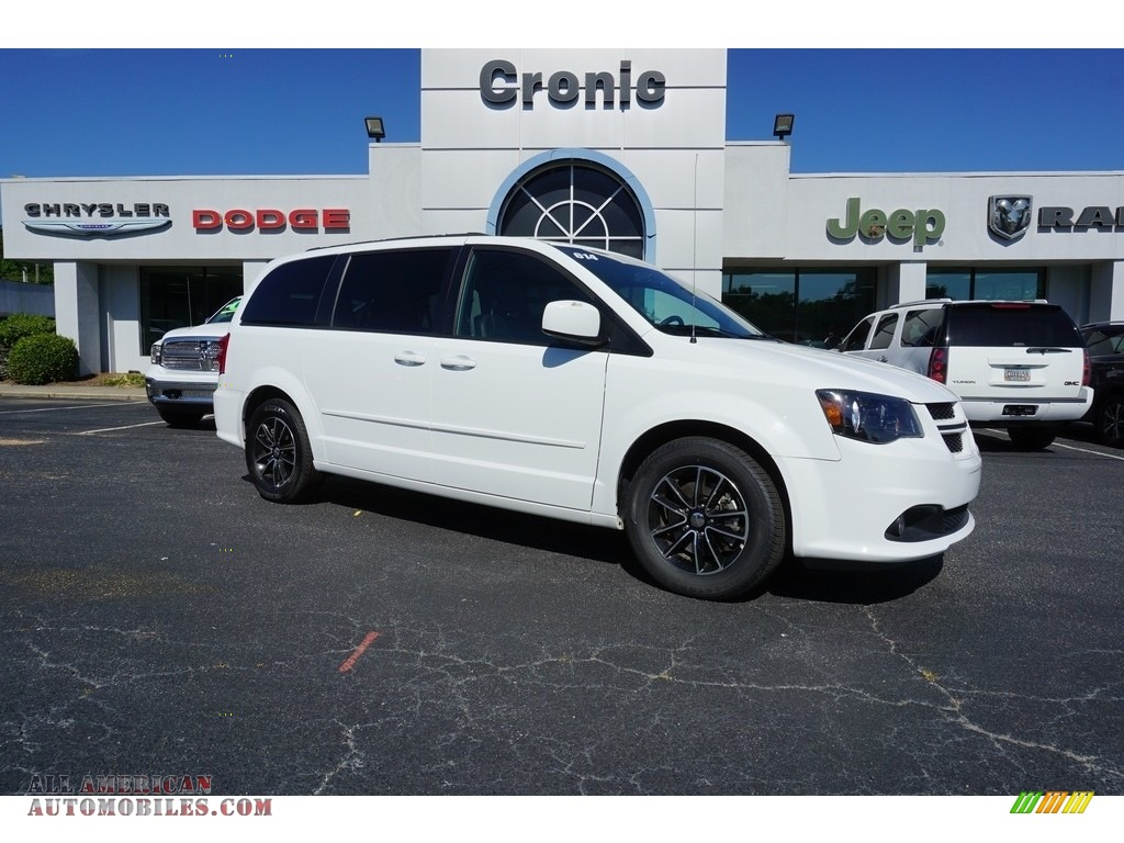 2017 dodge grand caravan gt in white knuckle for sale for Steve white motors inc