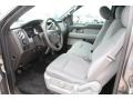 Ford F150 XLT SuperCrew Sterling Gray Metallic photo #14