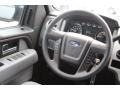 Ford F150 XLT SuperCrew Sterling Gray Metallic photo #23