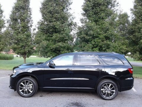 DB Black Crystal 2018 Dodge Durango GT AWD