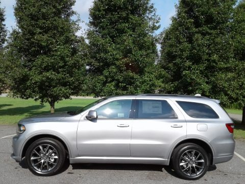 Billet Metallic 2018 Dodge Durango GT AWD