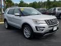 Ford Explorer Limited 4WD Ingot Silver photo #7