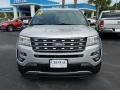 Ford Explorer Limited 4WD Ingot Silver photo #8