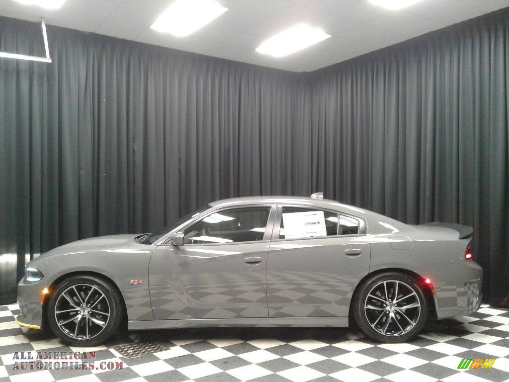 2018 dodge charger daytona 392 in destroyer gray for sale for Steve white motors inc