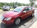 Chrysler 200 Limited Sedan Deep Cherry Red Crystal Pearl Coat photo #6