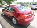 Chrysler 200 Limited Sedan Deep Cherry Red Crystal Pearl Coat photo #8