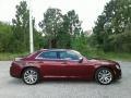 Chrysler 300 Touring Velvet Red Pearl photo #6