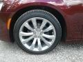 Chrysler 300 Touring Velvet Red Pearl photo #20