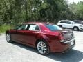Chrysler 300 Touring Velvet Red Pearl photo #3