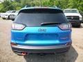 Jeep Cherokee Trailhawk 4x4 Hydro Blue Pearl photo #4