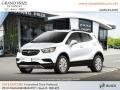 Buick Encore Preferred Summit White photo #1