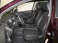Buick Encore Preferred II AWD Black Cherry Metallic photo #6