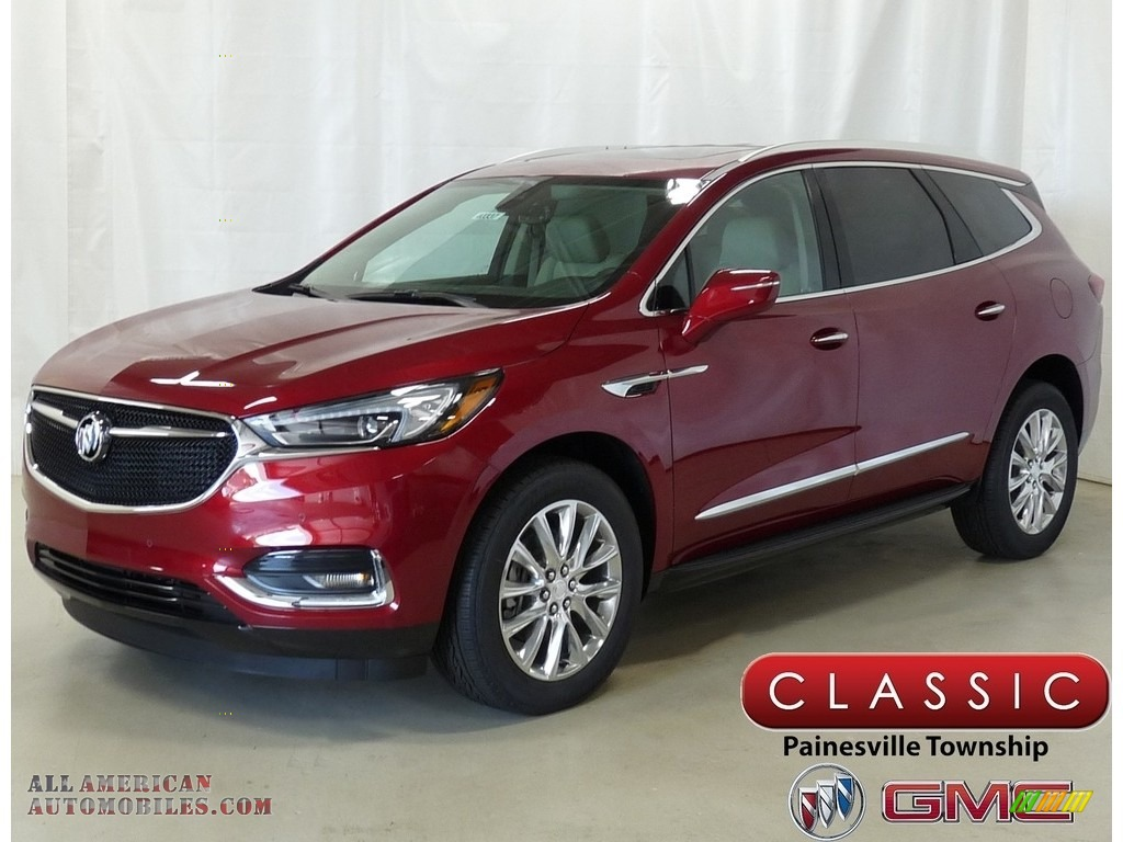 2019 Enclave Premium AWD - Red Quartz Tintcoat / Shale/Ebony Accents photo #1
