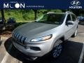 Jeep Cherokee Latitude 4x4 Billet Silver Metallic photo #1
