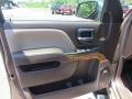GMC Sierra 2500HD SLT Crew Cab 4x4 Bronze Alloy Metallic photo #42