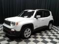 Jeep Renegade Limited Alpine White photo #2