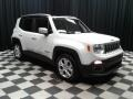 Jeep Renegade Limited Alpine White photo #4