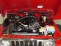 Jeep Wrangler X 4x4 Flame Red photo #6