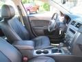 Ford Fusion SEL V6 AWD Ingot Silver Metallic photo #18