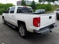 Chevrolet Silverado 1500 LTZ Crew Cab 4x4 Summit White photo #2