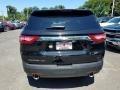 Chevrolet Traverse LT AWD Mosaic Black Metallic photo #5