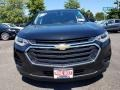 Chevrolet Traverse LS AWD Mosaic Black Metallic photo #2